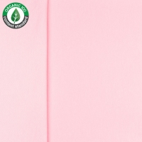 Bio French Terry light pink 62780