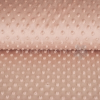 Minky Fleece apricot KC4008-032