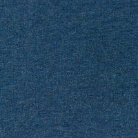 Jersey Uni Recycled Jeans Melange 65053