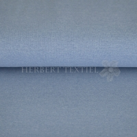 Boordstof uni melange light blue RS0237-002
