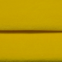 Nicky Velours Uni yellow RS0003-232