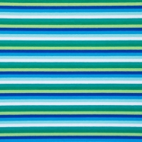 Jersey Stripes small multicolour lime-kobalt 61960