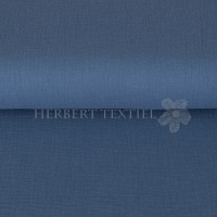 Cotton Hydrofieldoek Mousseline Double gauze uni blue 03959-012
