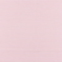 Heavy Jersey Stripe Old Pink-White 62659
