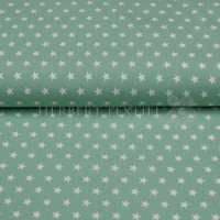 Kiko Cotton star 0,9 cm mint 0072-003