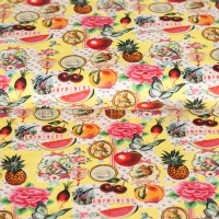 Digital Printing delicious fruits 04339-001