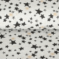 French Terry sparkling stars 01369-001