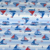 Kiko Jersey Maritim sailboat on waves 125-053-3001
