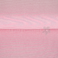 Jersey stripes mini pink 4087-17