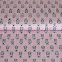 Stenzo Cotton flowers rose 1038-12