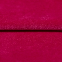 Nicky Velours Uni fuchsia RS0003-217