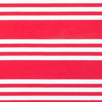 Jersey 3-Stripe Red 60912