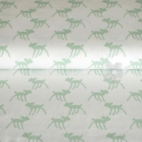 Stenzo Bio-Cotton Jersey Bambi white mint 2607-10