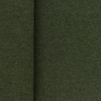 French Terry Uni Recycled Dark Army 65034