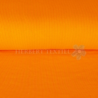 Boordstof Rib Neon orange RS0317-035