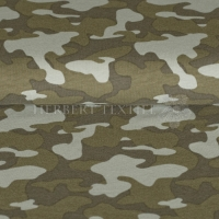 Stenzo Tricot Jersey camouflage bruin 7697-10