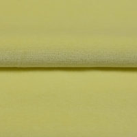 Nicky Velours Uni light yellow RS0003-231