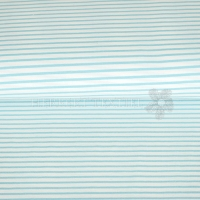 Jersey stripes mint 4088-1003