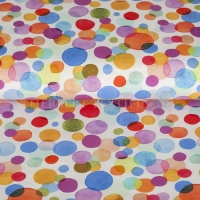 Digital Printing colourful circles 05156-001