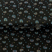 Stenzo Jersey rainbows black 16607-20