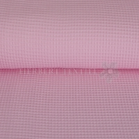 Kiko Waffelpique 0,5 cm 100% Cotton rose 9385-11