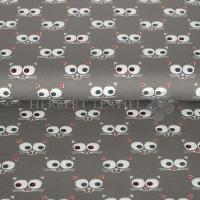 Stenzo Jersey cat´s face grey 4616-16