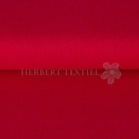 Cotton Hydrofieldoek Mousseline Double gauze red 03959-020