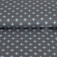 Stenzo Bio-Cotton Jersey cross grey blue 2602-3309