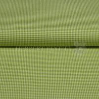 Kiko Cotton Karo 0,2 cm lime 0138-023