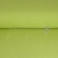 Kiko Waffelpique 0,5 cm 100% Cotton lime 9385-23