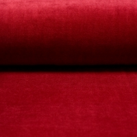 Nicky Velours dark red RS0003-218
