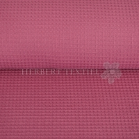 Kiko Waffelpique 0,5cm 100% Cotton old fuchsia 9385-1018