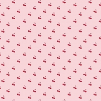 Cotton Mousseline double gauze cherry pop light rose 06600-003