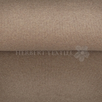 Organic Bündchen melange light brown 130789-5005