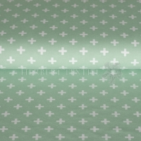 Stenzo Bio-Cotton Jersey cross mint white 2602-10