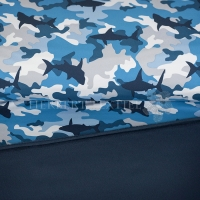 Softshell shark at camouflage blue 690045-3001
