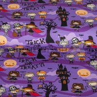 Kiko Jersey digital spooky purple KC7701-752