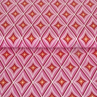 Happiness Summer Cotton circus diamond pink rose 02070-005