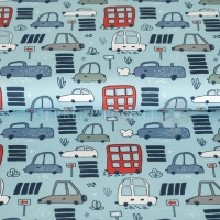 Stenzo Jersey cars blue 11672-15