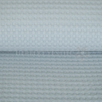 Big heavy waffle light blue 4036-1001