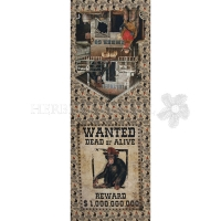"Stenzo Summer 2017 Jersey Digital Paneel ""Wanted"" 3834"