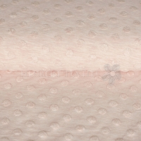 Fantasy knitwear Jacquard dots/nops light pink 12303-124