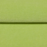 Nicky Velours Uni lime RS0003-223